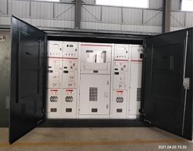 六氟化硫环网柜